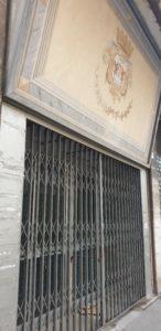 Il degrado di Savoia Grifone e ex Cinema Italia
