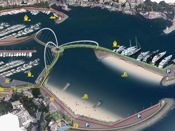 PiazzaCavour.it, Waterfront Rapallo, anche per Rapallo... un'altra città è possibile ed è molto diversa da quella di oggi